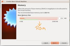 Pengaturan RAM